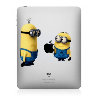 Despicable Me: Minions iPad Sticker