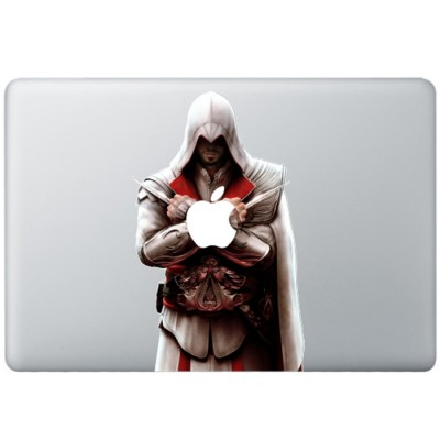 Assassin's Creed Kleur MacBook Sticker