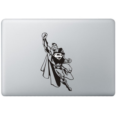 Superman (2) MacBook Sticker