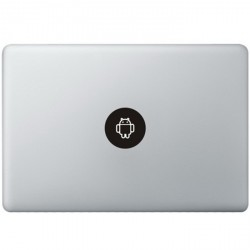 Android Logo MacBook Sticker