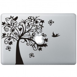 Fancy Boom MacBook Sticker