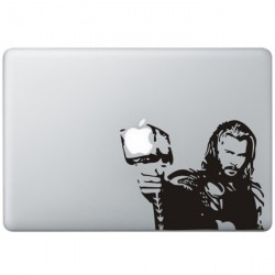 Thor MacBook Sticker